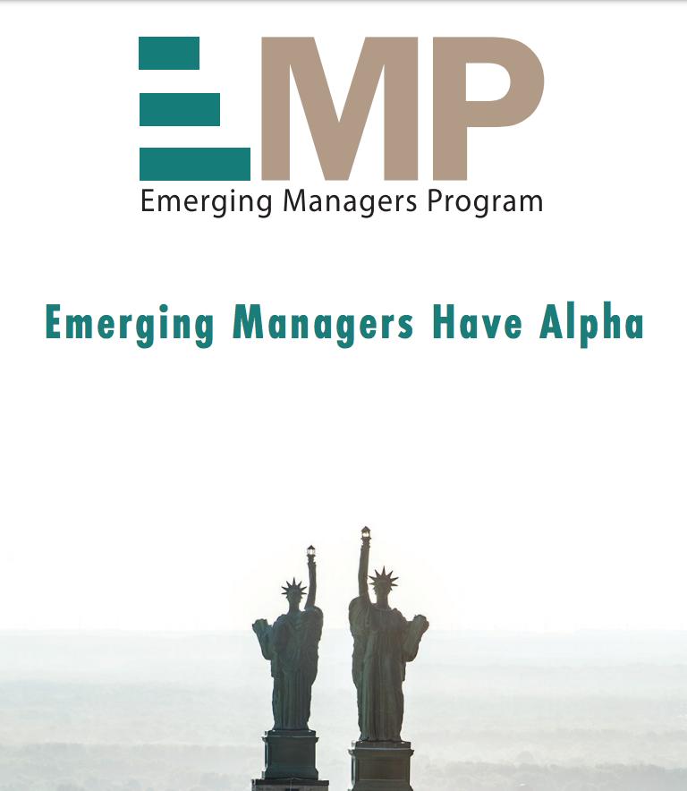 old emerging managers program logo